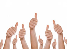 thumbs-up-on-white-background
